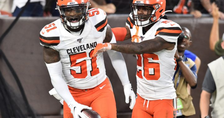 Standouts From the Browns Preseason Week 1 Win