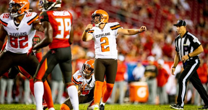 Cleveland Browns Week 3 Preseason Standouts