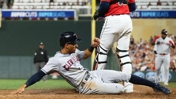 The Tribe Shows a Spark as They Rally to Beat the Twins in Extra Innings