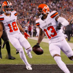 Odell, Myles Shine as Browns Win on Monday Night Football
