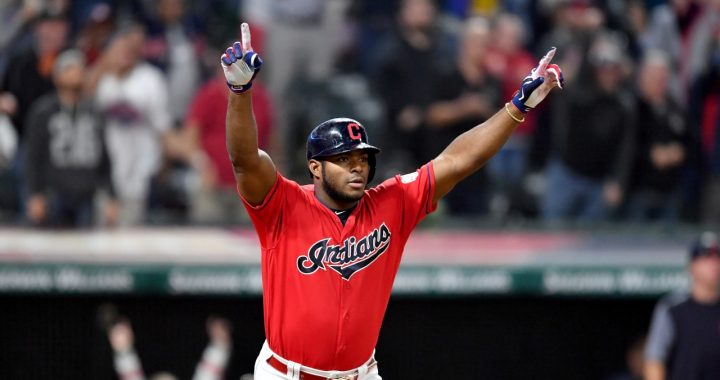 Yasiel Puig Gives Indians a Walk Off Single Keeping Playoff Hopes Alive