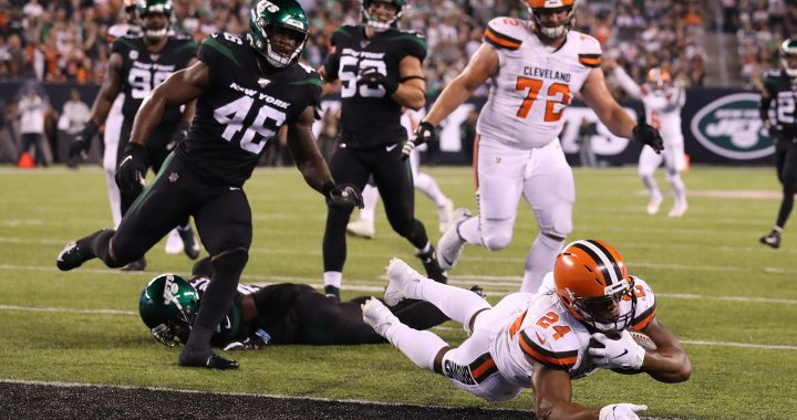 Browns go to Metlife and Take Care of Business – My Thoughts