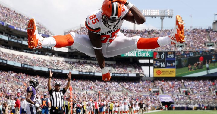 Is 2019 the Year David Njoku Breaks out?