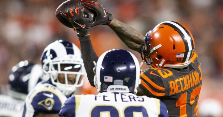 Browns Fight Valiantly but Fall to the Rams on Sunday Night Football