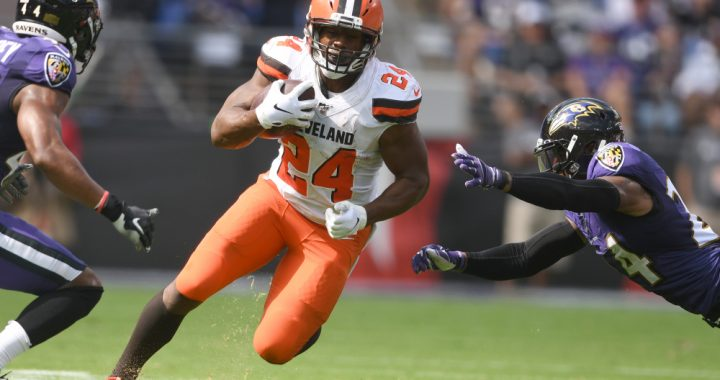 A Statement Win – The Browns Are Back