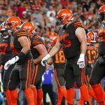 Browns Bye Week Report Card: Offensive Line