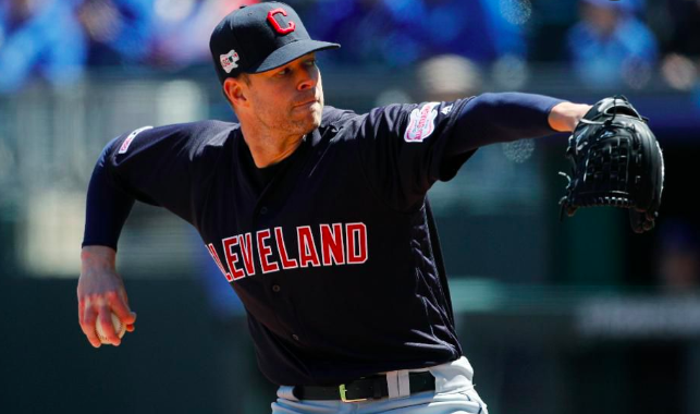 Indians Exercise Corey Kluber's $17.5 Million Option Despite Being out Most of the Season
