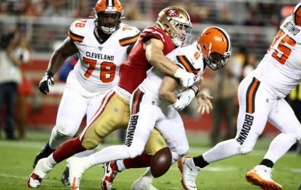 A Disgrace: An Understatement For The Browns 31-3 Loss