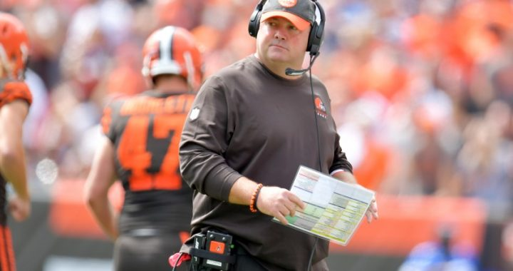 Browns Coaching Staff: Problem or Possible Progress?