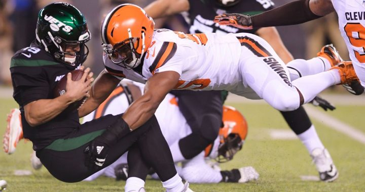 Grading the Browns Defensive Line!