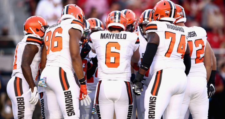 Predicting the Browns Finish
