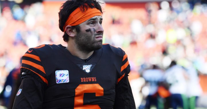 The Problems with Baker Mayfield