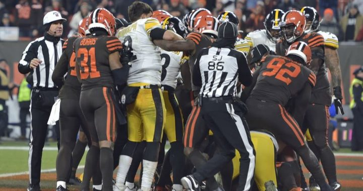 Full List of Fines From Browns/Steelers Brawl