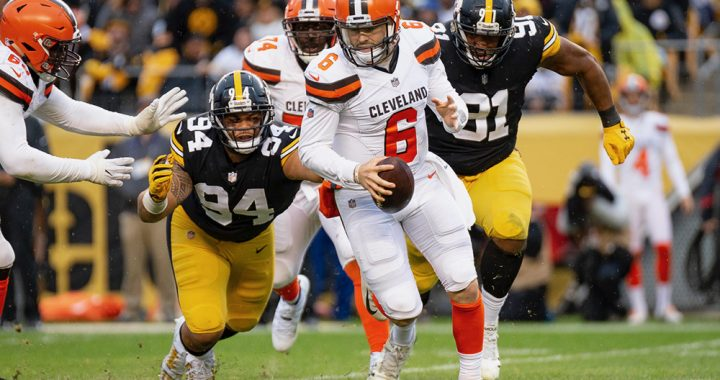 The Next Four Matchups Give Browns (Dare I Say) HOPE