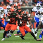 Browns Overcome Adversity with a 19-16 Win over the Bills