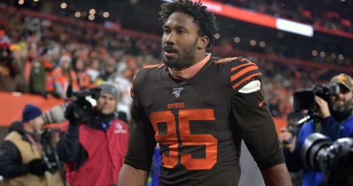 Are The Browns Suffering Without Myles Garrett?