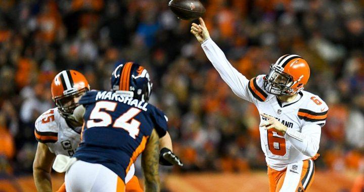 Mile High Meeting: Browns Visit Broncos