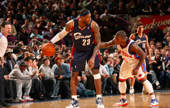 Video: LeBron Drops 52/11/10 Back in '09