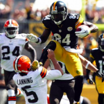 Antonio Brown, Myles Garrett and Where Do We Draw The Line?