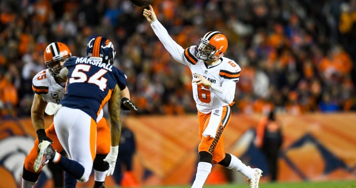 Video: 2018 Browns Beat Broncos – Week 15!