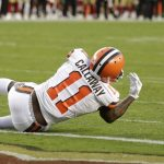 Antonio Callaway is no longer a Cleveland Brown
