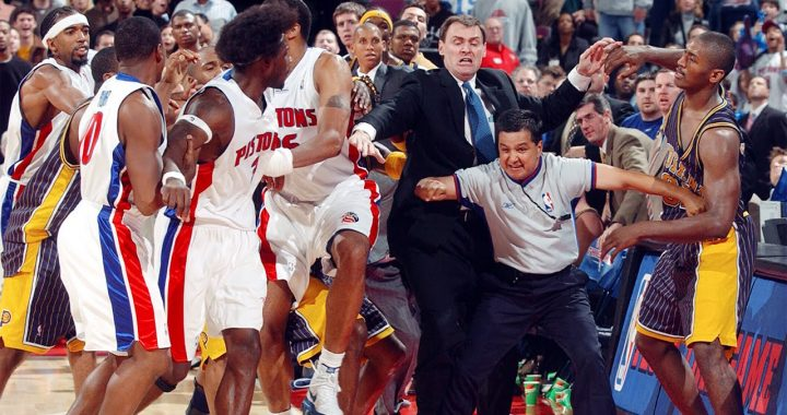 VIDEO: 15 Years Ago Today – The Malice at the Palace