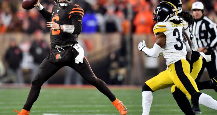 Browns @ Steelers: Everything You Need to Know