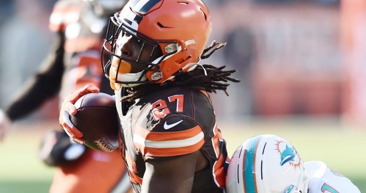 VIDEO: Browns vs. Dolphins HIGHLIGHTS