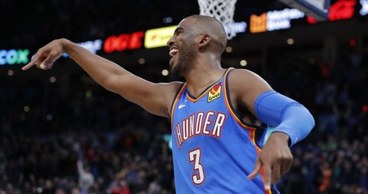 Chris Paul is the Biggest SNITCH Ever…See What He Did: