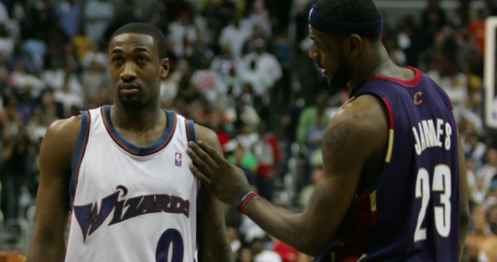 """VIDEO: """"You Miss This, You're Going Home"""" – Damon Jones Game Winner 2006"""