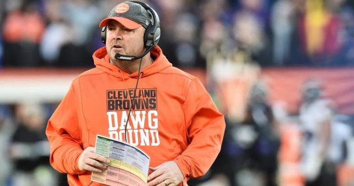 BREAKING: The Browns Fire Freddie Kitchens After Just One Season