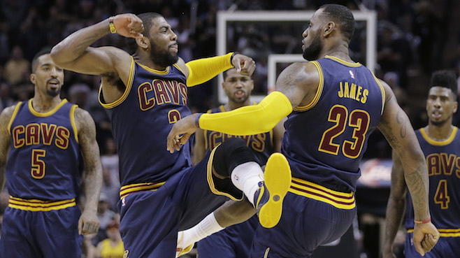 Cavs Win Against Spurs Reminds Me of a Better Time