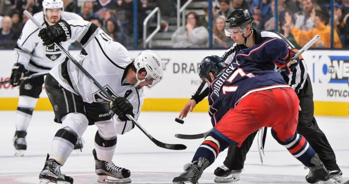 Blue Jackets Aim for Fourth-Straight
