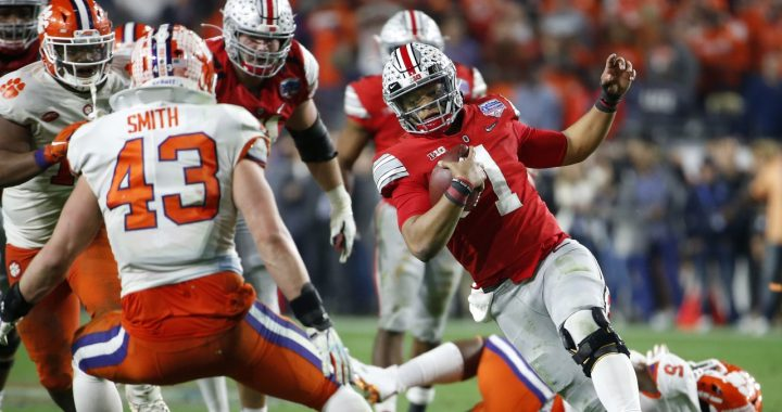 Refs Are Not The Only Ones to Blame For The Buckeyes Loss to Clemson