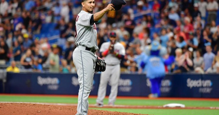Cleveland Indians' Carlos Carrasco named AL Comeback Player of the Year