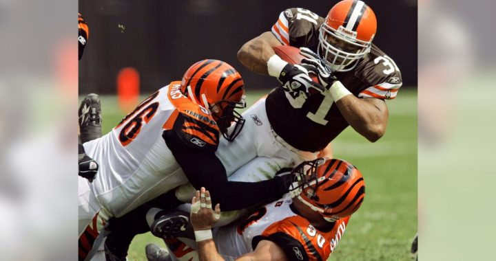 Two Games, Browns/Bengals Extremely High-Scoring