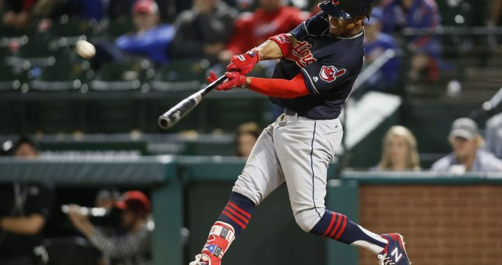 Video: Every Indians Home Run From the 2016 Playoffs!
