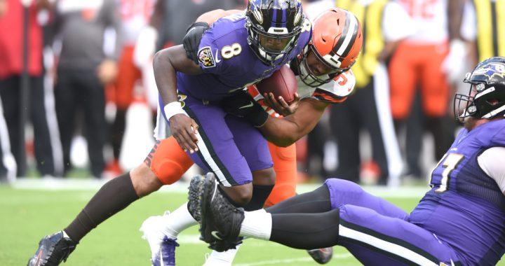 Week 4 Win: Browns @ Ravens Highlights