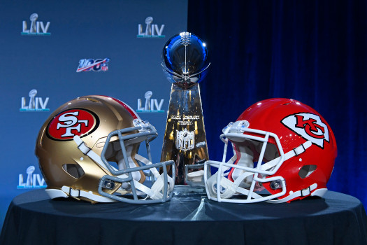 The Unstoppable Force Meets the Immovable Object; Super Bowl LIV