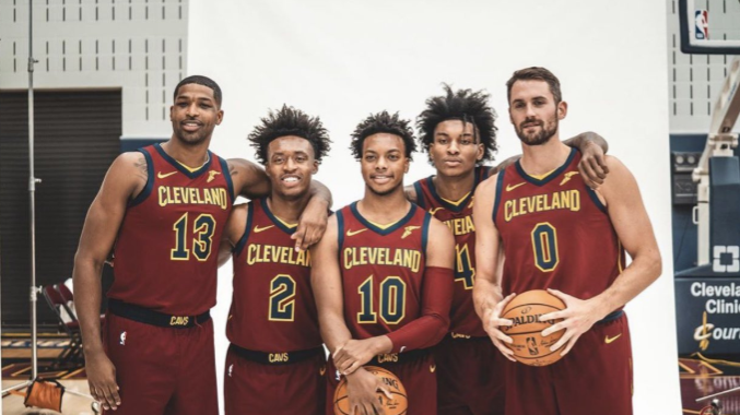 Developing – Cavs to put Entire Team, CST Writing Staff on Trading Block