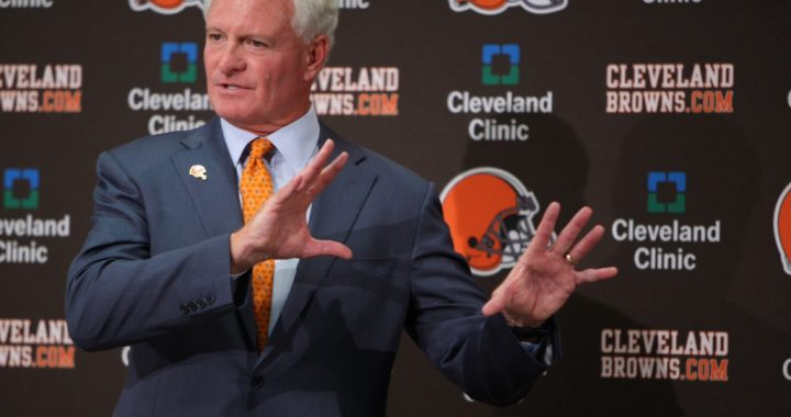 """Is This Browns Job """"Desirable"""" to """"Football Guys?"""""""
