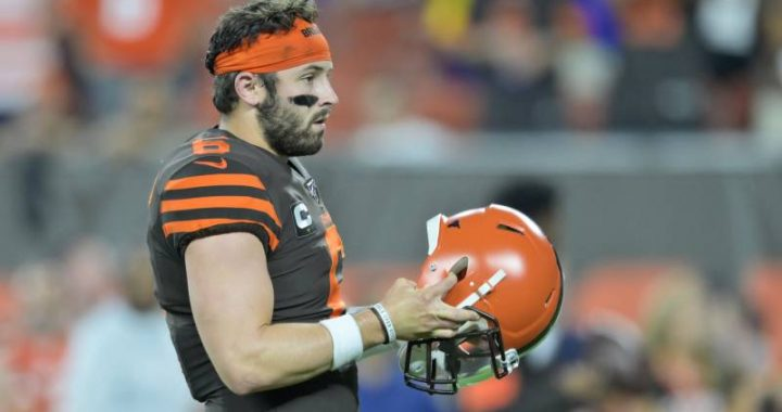 "Baker Mayfield's ""Feeling Dangerous"" Turned Into a ""Sophomore Slump"""