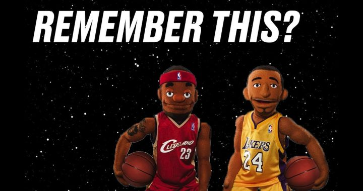 Kobe & LeBron Puppets Commercials – Hits Differently