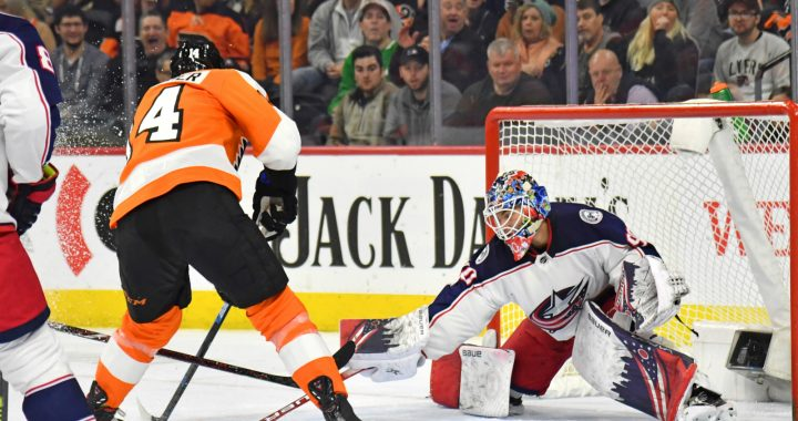 Jackets' Slide Continues