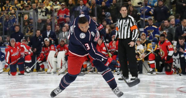 Seth Jones and the State of the Jackets