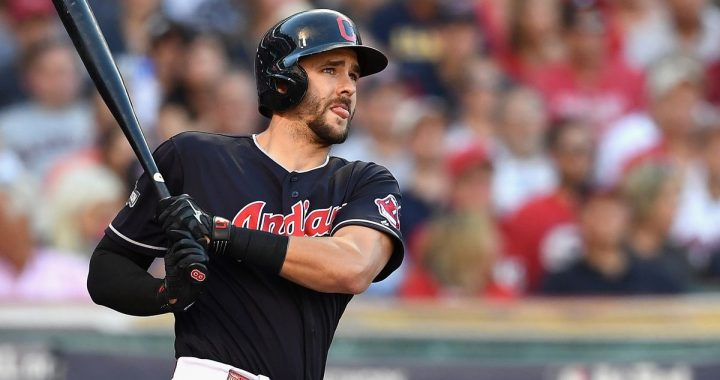 Former Indian Lonnie Chisenhall Retires at Age 31