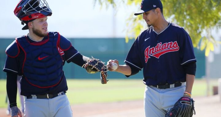 Tribe Spring Training Recap #1