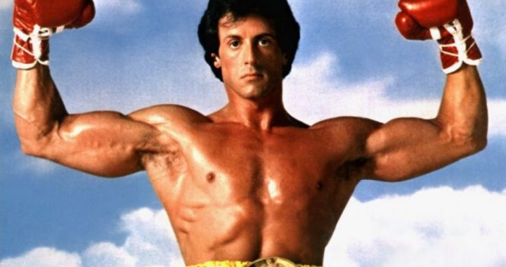 "FUNNY VIDEO: Sly Stallone Meets ""Rocky Balboa"""