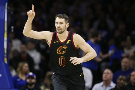 Could the Cavs Trade Kevin Love to the Nets?
