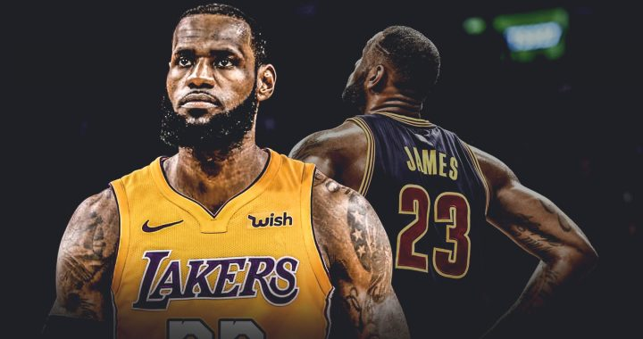 Thinking About COVID19…I Mean, LEBRON23